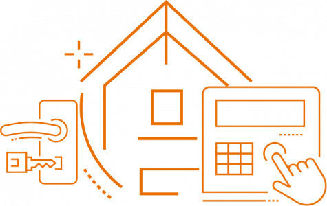Total Home Integration Orange